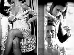 getting ready bride / foto praparativi sposa by @studiopensiero.com