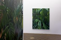 "Romain Bernini, Solo show ""Ecstatic Island"", Exhibition View, Galerie Dukan Leipzig, 2015"
