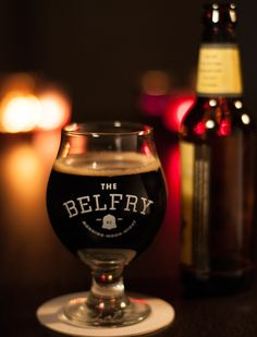Chef Celina Tio studied hard and earned her Cicerone certification (that's like a Sommelier for beer) - be sure and stop by her new restaurant The Belfry in Kansas City to sample her curated craft beer list!