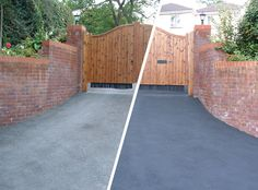 PICSCOAT Flexible Acrylic Renovator... Refurbishes driveways, paths, pavements and car parks.  • Enhance the appearance of your driveway to an 'as new' look. • Commercial quality • Upgrade drab, grey, oil stained tarmac surfaces • Avoid expensive resurfacing • Extend the life of the surface • Cover ingrained dust from building works, spillage paint etc. • Anti-slip finish. • Easy to apply • Added value to your property