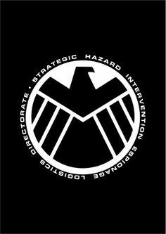 Camisa Exclusiva - The Avengers Shield www.inkdea.com.br