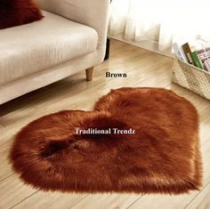 Activity & Gear 100x75cm Soft Sheepskin Rug Mat Anti Slip Carpet Pad Chair Cushion Floor Pad Home Baby Play Mat Bedroom Living Room Sofa Cover