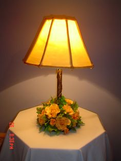 lampara de porcelana fria
