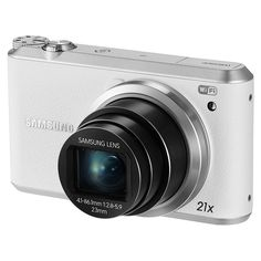 Samsung Smart Camera WB350F| Samsung Digital Cameras