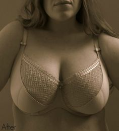 Bra Fitting 101 (They do it wrong in a lot of stores, including Victoria's Secret, just FYI.) SO glad to see this, I'm FOREVER getting the wrong size!! This changed my life!