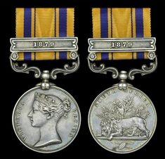 Robson was awarded the Zulu War Medal for his refusal to leave his commanding officer's side during defence of British garrison Military Awards, War Medals, Royal Engineers, Age Of Empires, Zulu, Military History, British Medals, Special Interest, Icons