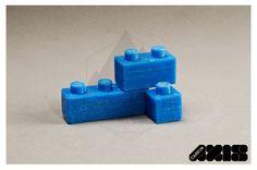 Lego Blocks 3d Printing
