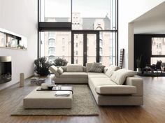 1000 images about woonkamers on pinterest interieur door de and met - Modern woonkamer design ...