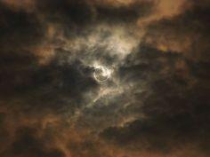 an annular eclipse of the sun   21-5-2012  photp by toshiaki kanda