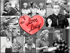I Love Lucy is an American television sitcom starring Lucille Ball, Desi Arnaz, Vivian Vance, and William Frawley. The black-and-white series originally ran from October 15, 1951, to May 6, 1957, on CBS. After the series ended in 1957, however, a modified version continued for three more seasons with 13 one-hour specials, running from 1957 to 1960, known first as The Lucille Ball-Desi Arnaz Show and later in reruns as The Lucy–Desi Comedy Hour.