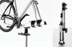 The new Tacx Spider Team T3350. Lighter than it's predecessor, the T3050