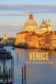 Spring is a wonderful time of year to visit Venice. Here are a few of our favorite things to do in this magical city in Italy