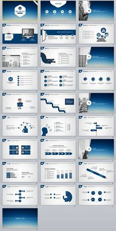 28+ slide Blue Best Creative PowerPoint Template #powerpoint #templates #presentation #animation #backgrounds #pptwork.com#annual#report #business #company #design #creative #slide #infographic #chart #themes #ppt #pptx#slideshow#keynote Office Powerpoint Templates, Professional Powerpoint Templates, Template Web, Keynote Template, Business Design, Business Company, Creative Business, Page Web, Infographic Templates