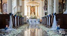 Znalezione obrazy dla zapytania dekoracja kościoła hortensje