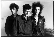 Nick Cave, Mick Harvey, Rowland S Howard, Tracy Pew and Phil Calvert were The Birthday Party, and they were a hot spray of bloody spittle in the face of those dreadful bands that filled the void left by punk. Nick Cave, Glam Rock, Hard Rock, Heavy Metal, Rowland S Howard, It Icons, Dark Wave, Goth Music, Wall Of Sound