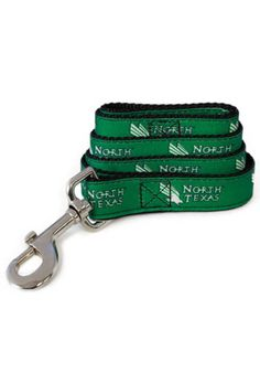 North Texas Mean Green Team Logo Pet Leash Texas State University, Mean Green, Nike Outfits, Team Logo, New Orleans, Nike Clothes
