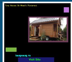 Tiny Houses On Wheels Pinterest 192742 - The Best Image Search