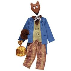 Roald dahls fantastic mr fox costume roalddahl costume roald dahl fantastic mr fox fancy dress costume kids george at asda solutioingenieria Images