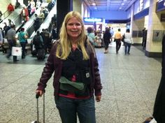Polyvore Member arrives in NYC from the Netherlands for the the first Polyvore Community Meetup In NYC June 2013