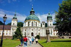 Cathedral in Bavaria, Germany; Bayern, Deutschland