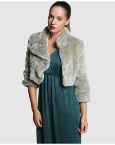 Bolero de mujer Fiesta El Corte Inglés Moda Online, Blazer, Womens Fashion, Party, Inspiration, Clothes, Dresses, Topcoat, Shawl
