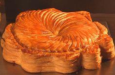 Galette Des Rois Recipe_ By Eric Lanlard from Glamour Puds. Eric Lanlard from Channel 4 show Glamour Puds - demonstrates how to bake the king of all cakes. - My WordPress Website Vol Au Vent, Profiteroles, Strudel, Gallette Des Rois, Eric Lanlard, King Cake Recipe, French Recipes, French Pastries, French Food