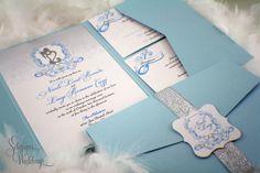 Cinderella Fairytale Wedding Invitations Small Ideas On Invitation ...