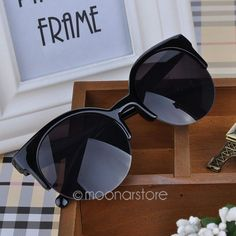 Aliexpress.com: Comprar Shiping libre 2015 de moda de moda gafas de sol Vintage diseñador de la marca Feminino mujeres Original FYMPJ093 de las mujeres de anteojos fiable proveedores en LoveQ Mall