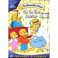 Berenstain Bears: Go to the Doctor DVD for $24.95
