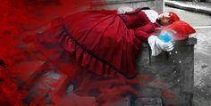 Kuroshisuji Madame Red - me In red hell Madame Red, Cosplay, Deviantart