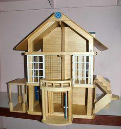 Large dollhouse for children