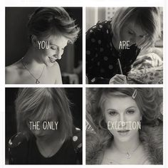 You are the only exception <3