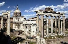 Roman Forum, Roman, Italy
