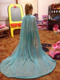 Anne's Elsa Cape