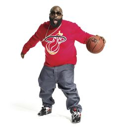 Rick Ross i like this because i like basketball                                                                                                                                                                                 More