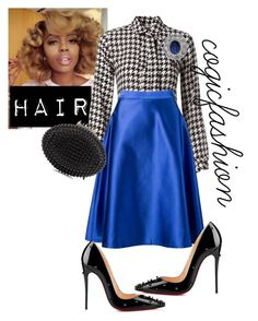 """Sunday Morning!"" by cogic-fashion ❤ liked on Polyvore featuring Tommy Hilfiger, Vitorino Campos and Christian Louboutin"