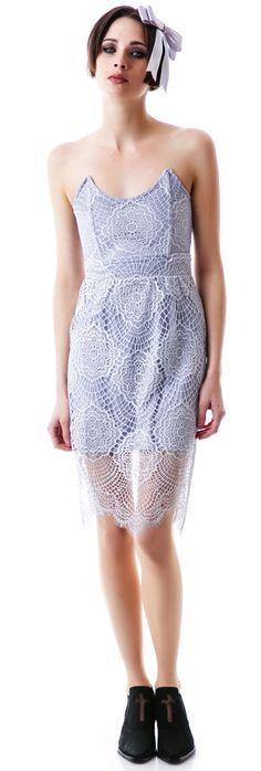 For Love & Lemons Black Swan #Dress #gift