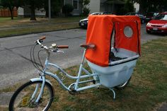 Post featuring 4 DIY Madsen bucket covers. 2 rain covers, 2 shade.