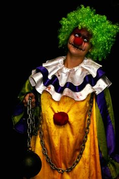 Clowning around Fear Factory, Scary Haunted House, Queenstown New Zealand, Dark Hallway, Clowning Around, The Darkest