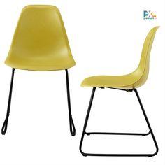 Táto pevná a stabilná [en.casa] Jedálenská stolička AANE-1204 v elegantnom prevedení, vyrobená vo vysokej kvalite z umelej hmoty, zaujme čistým tvarom, moderným dizajnom a vynikajúcimi úžitkovými vlastnosťami. Svoje miesto si zastane v kuchyni, jedálni, obývačke alebo pracovni. Štýlovým vzhľadom skvele zapadne aj do kaviarne, reštaurácie, cukrárne.