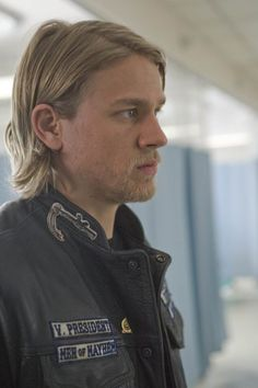 """Charles Matthew """"Charlie"""" Hunnam is an English actor and screenwriter."""