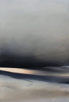 Large Abstract Landscape - Abstract Art, Black and white / Panting on Canvas / Contemporary Art / Modern Painting / Lyrical Landscape Abstract Landscape Painting, Watercolor Landscape, Abstract Watercolor, Landscape Art, Landscape Paintings, Art Paintings, Watercolour, Contemporary Abstract Art, Contemporary Landscape
