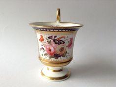 English Spode Porcelain Cup 1810