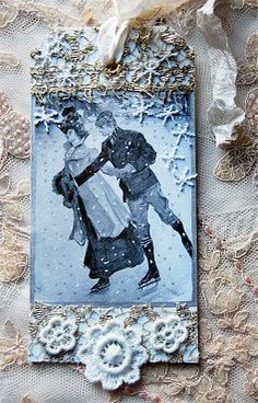 wintery tag @A. J. -just wanted to say thanks for all your great pins!!!!-we have many of the same tastes from cooking to crafting!!! YAY!