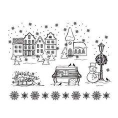 En Scrapasueños tienes de todo para hacer tus álbumes, tarjetas y otras cositas de navidad. www.scrapasueños.es