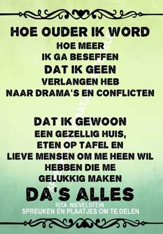 Waarheid als een koe Best Quotes, Love Quotes, Inspirational Quotes, The Words, Words Quotes, Sayings, Dutch Quotes, Love Yourself Quotes, Tutorial