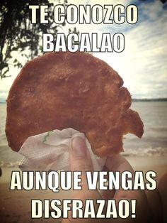 """Te conozco Bacaloa""...Jajaja Puerto Rico Refranes or Sayings, Jijiji"