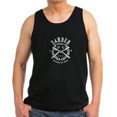 Barber Rebel Tank Top