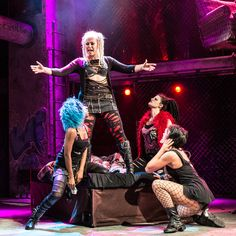Green Day musical AMERICAN IDIOT at London's Arts Theatre ♡ http://www.lovetheatre.com/tickets/4279/American-Idiot-the-Musical?sid=PIN