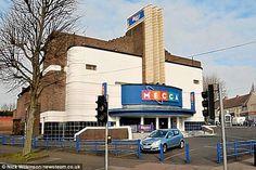 Odeon, Kingstanding, Birmingham. As a bingo hall.